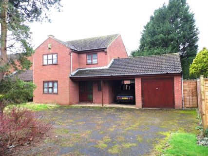 Property for auction in Warwickshire)
