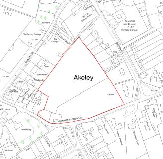 Akeley, Buckingham, Buckinghamshire, MK18