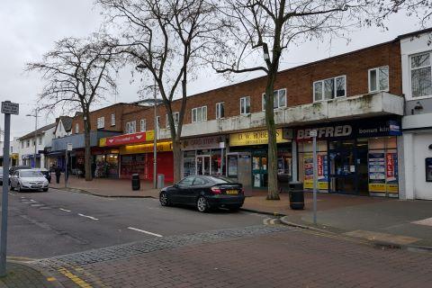 Bletchley, Milton Keynes, Buckinghamshire, MK2