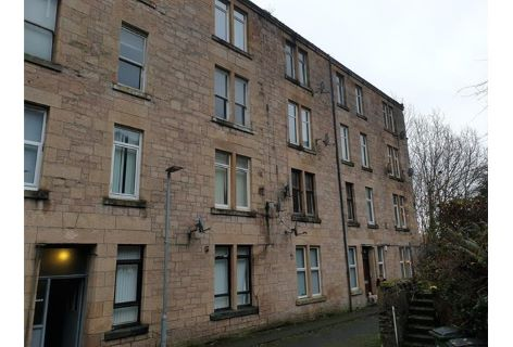 Property for auction in Renfrewshire)