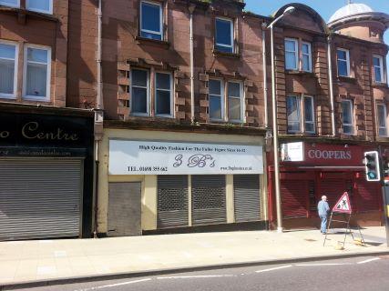 Wishaw, Lanarkshire, ML2
