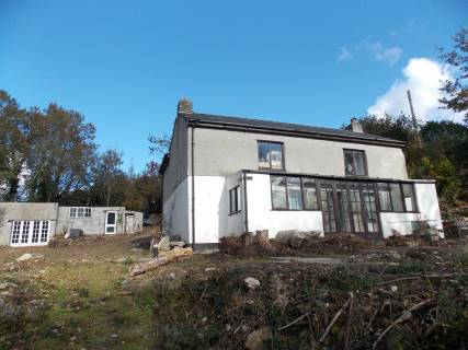 Property for auction in Cornwall)
