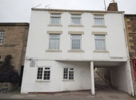 Property for auction in Northumberland)