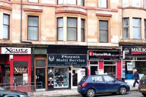 Glasgow, Lanarkshire, G11