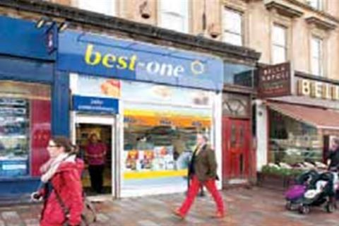 Glasgow, Lanarkshire, G41