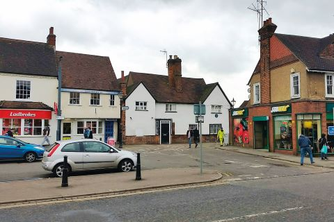 Stevenage, Hertfordshire, SG1
