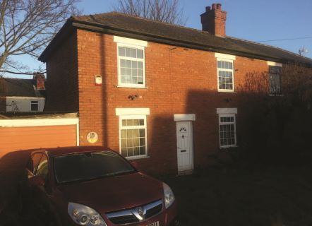 Mansfield, Nottinghamshire, NG19