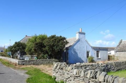 Property for auction in Orkney)