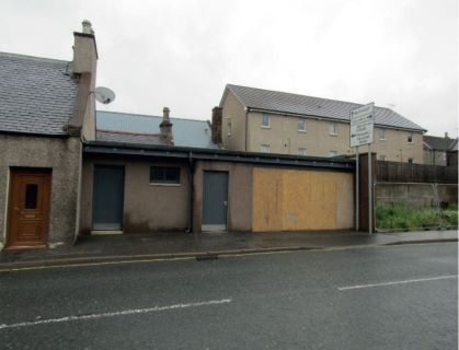Property for auction in Aberdeenshire)