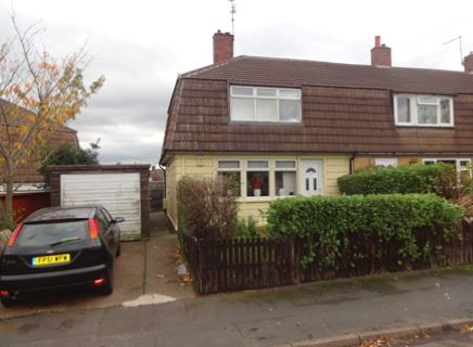 Clipstone Village, Mansfield, Nottinghamshire, NG21