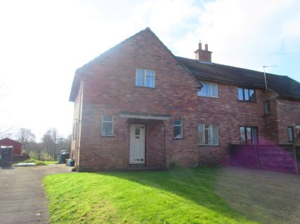 Property for auction in Cheshire)